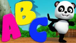 Learn ABC | Alphabets Song | Baby Bao Panda