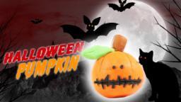 Play Doh Halloween Pumpkin   Halloween Special   How To Make A Play Doh Halloween Pumpkin   Pumpkin