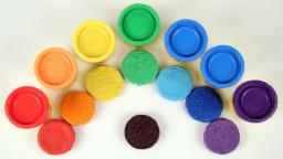Learn Colors With Play Doh | Colors, Cookies and Oreo | Play Doh Video | Colorful Oreo Cookies
