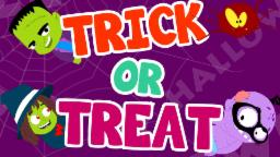 Halloween Trick Or Treat | Original Scary Halloween Song By Booya