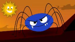 Incy Wincy Spider | Scary Nursery Rhymes With Lyrics For Children | Kids Songs