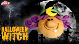 Play Doh Halloween Witch | Halloween Witch  | How To Make A Play Doh Halloween Witch