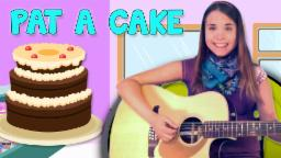 Pat A Cake   Nursery Rhyme And Kids Song