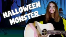 Halloween Monsters   Happy Halloween Songs