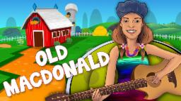 Old MacDonald Had A Farm E-I-E-I-O | Nursery Rhymes For Babies