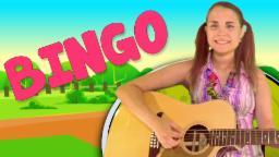 Bingo   Nursery Rhyme Song And Children's Rhyme