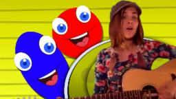 Shape Song For Babies   Nursery Rhyme Live Singing For Children