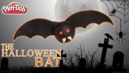 Play Doh Halloween Bat   Halloween Bat   How To Make A Halloween Bat