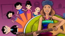 Finger Family Nursery Rhymes And Kids Video For Babies
