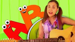 ABC Song For Children   Alphabets Rhyme For Children And Babies