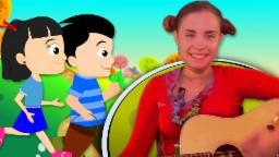 Jack And Jill Kids Song And Video | Nursery Rhymes For Children