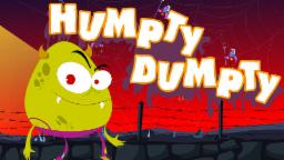 Humpty Dumpty | Humpty Dumpty Sat On A Wall | Nursery Rhyme