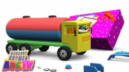 Toy Box-Oil Tank
