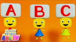 ALPHABETS SONG | ABC SONG