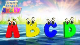ABC SONG | THE ALPHABET SONG | LEARN A TO Z