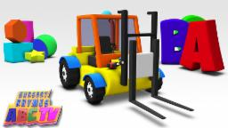 Toy Box- Forklift