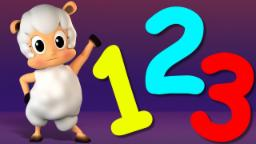 Numbers Song | Learn To Count From 1 To 10 | 123 Song From Farmees | Nursery Rhymes For Kids