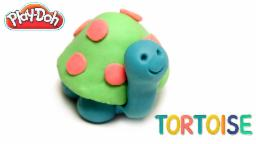 Play Doh Tortoise | Play Doh Animals | Learn Animals | Tortoise | Learn PLay Doh