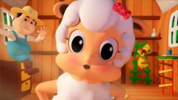 Chubby Cheeks | Farmees | Kids 3D Nursery Rhymes TV And Baby Songs