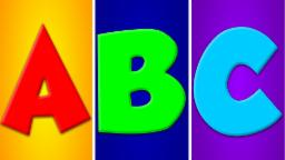 Alphabet Song | ABC Song