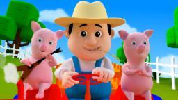 Old MacDonald had a Farm | Nursery Rhyme For Kids by Farmees