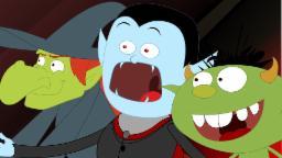 Scary Nursery Rhymes | Happy Halloween Song