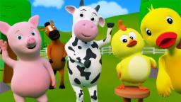Finger Family | Songs And Rhymes For Children