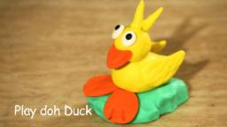 PLAY DOH DUCK | Play Doh Animals