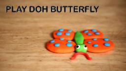 Play Doh Butterfly | Play Doh Insects