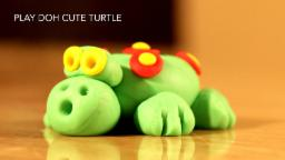 Play Doh Turtle | Play doh animals