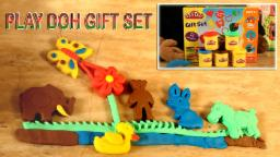 Play Doh Gift Set | Unboxing Play Doh Gift Set