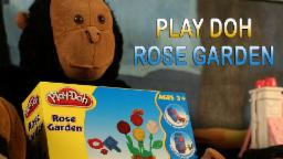 Play Doh Rose Garden | Unpacking Rose Garden