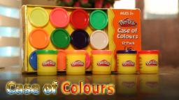 Play Doh Case of Colours | Unpacking Case Of Colours