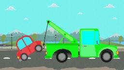 Tow Truck | Uses of Tow Truck | Trucks For Kids
