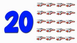 Helicopter Numbers | Learn numbers from 1 to 20