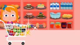 Shopping Cart   Fruit and vegetable Shopping