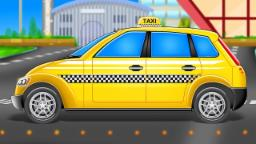 Taxi | Formation and Uses | Video for kids and Toddlers