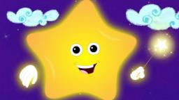 Twinkle Twinkle Little Star | Nursery Rhymes | Baby Songs | Children Rhymes