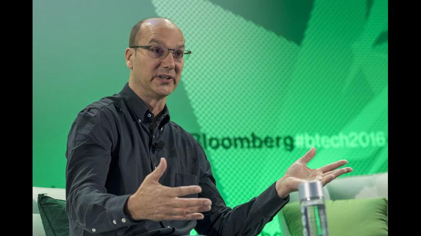 Ex-Android chief Andy Rubin to take on iPhone
