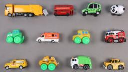 Learn Vehicles For Kids Children Babies Toddlers With Garbage Truck London Bus Ambulance Fire Engine