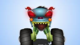 Haunted House Monster Truck - Monster Truck | Scary Video for Kids  | Episode 2