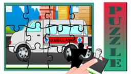 Ambulance | Puzzling Puzzles  | Game For Toddlers & babies