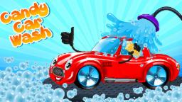 Candy Car Wash | Car Wash App | Car wash game