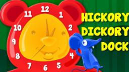 Hickory Dickory | Nursery Rhymes Songs | Video For Kids | Songs For Children
