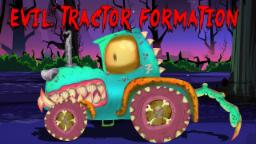 scary tractor | formation and uses | automobile for kids
