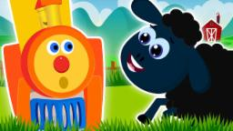 Ben The Train | Baa Baa Black Sheep | Nursery Rhymes