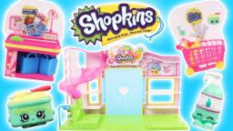 Shopkins Mart Play Set For Kids Children Babies Toddlers | Shopkins For Kids | Shopkins Cartoon