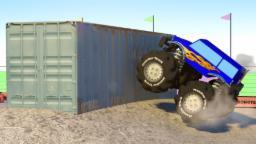 Monster Truck Stunts | 3D Monster Truck