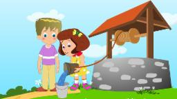 Jack and Jill Nursery- Rhyme with lyrics