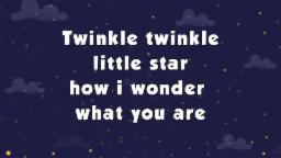 Karaoke Rhymes - Twinkle Twinkle